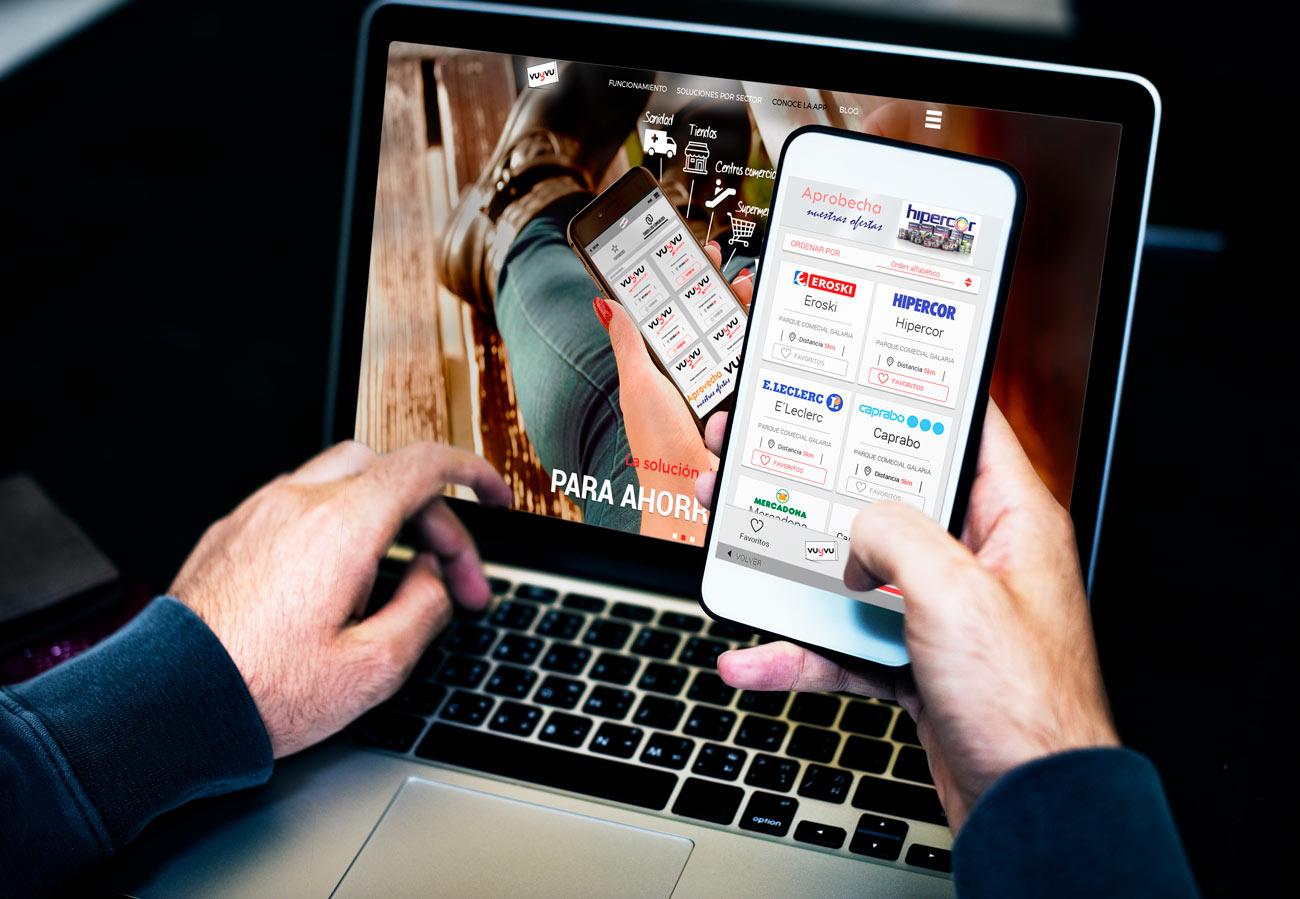 Diseño web en Pamplona